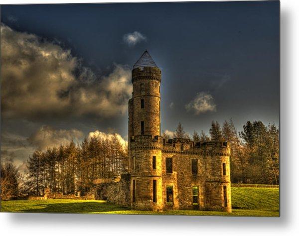 Eglinton Castle Metal Print