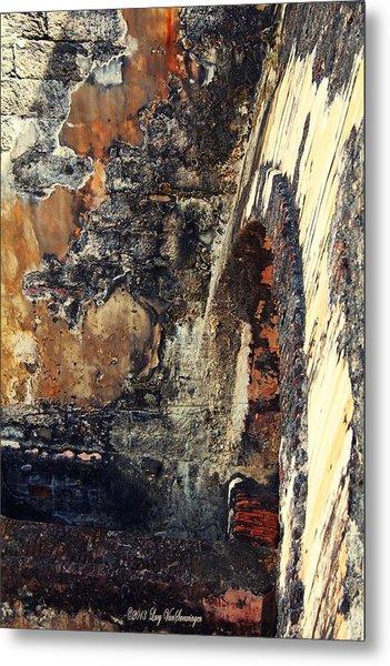 El Morro Arch Metal Print