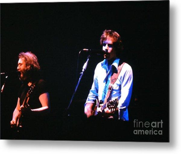 The Grateful Dead 1980 Capitol Theatre Metal Print