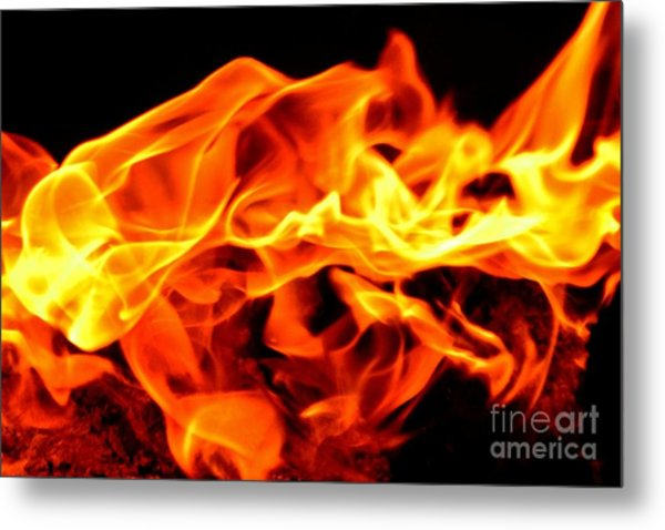 Elemental Dance Metal Print