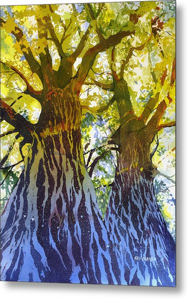 Elizabeth's Canopy Metal Print