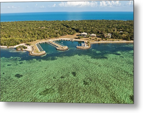 Elliott Key Metal Print