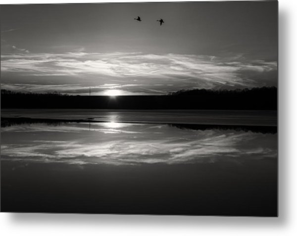 Ember Sunset Metal Print by Diana Boyd