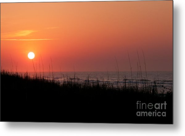 Emerald Isle Sunrise II Metal Print