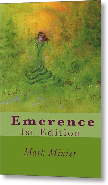 Emerence 156 Page Paperback. Metal Print