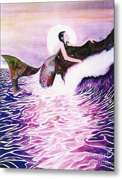 Empress Of The Sea Metal Print