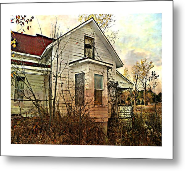 Empty Dreams  Metal Print by Dianne  Lacourciere