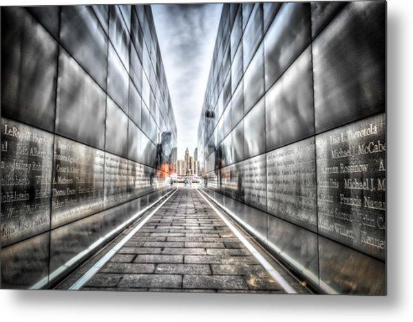 Empty Sky Memorial Metal Print