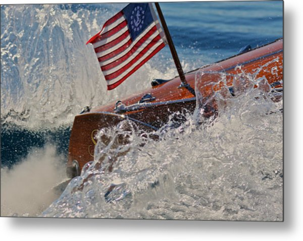 Now Is The Time To Buy Metal Print