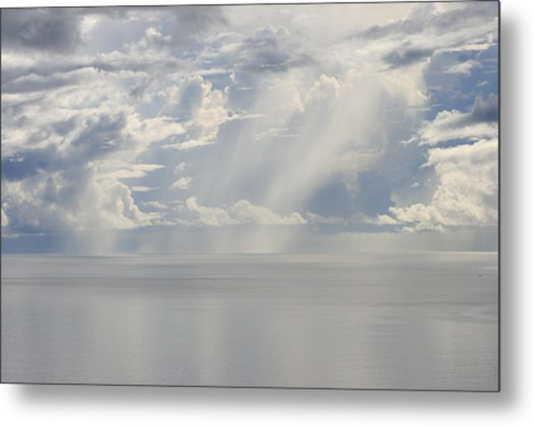 Metal Print featuring the photograph Equatorial Haze by Debbie Cundy