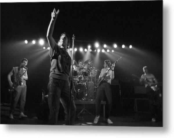 Eric Burdon Metal Print