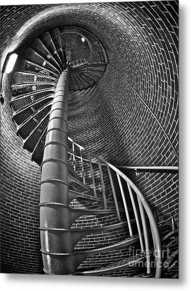 Escher-esque Metal Print