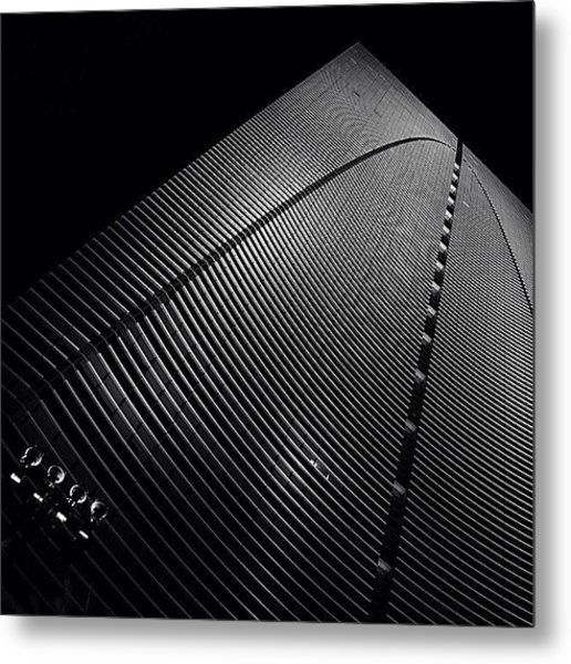 Espirito Santo Plaza Bldg. - Miami ( Metal Print