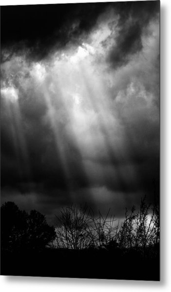 Ethereal Metal Print by Daniel Amick