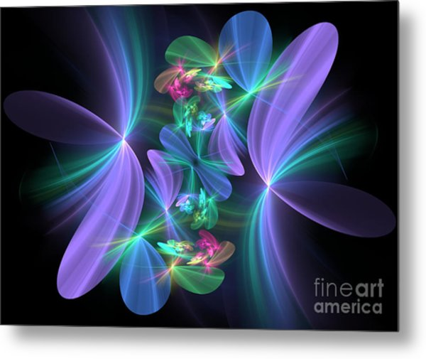 Ethereal Dreams Metal Print