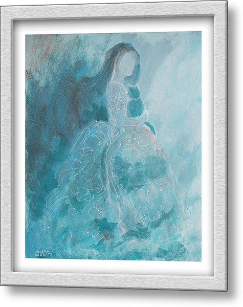 Ethereal Metal Print by Eve Riser Roberts