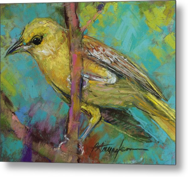 Ever Watchful Metal Print by Beverly Amundson