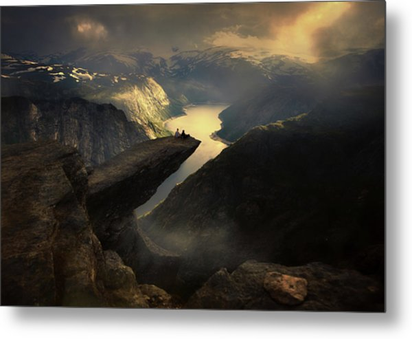 Extreme People... Metal Print