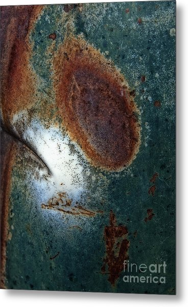 Extremophile Abstract Metal Print