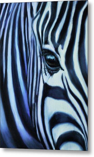 Eye Of Africa Metal Print