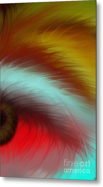 Eye Of The Beast Metal Print