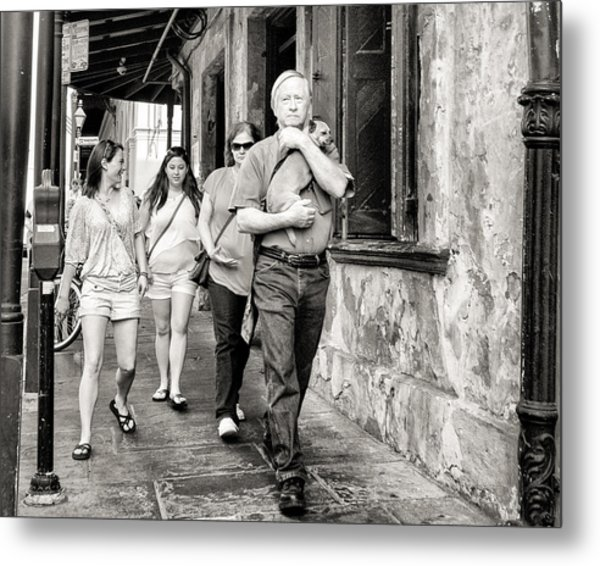 Family Man Metal Print