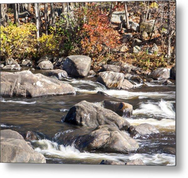 Farmington River Metal Print