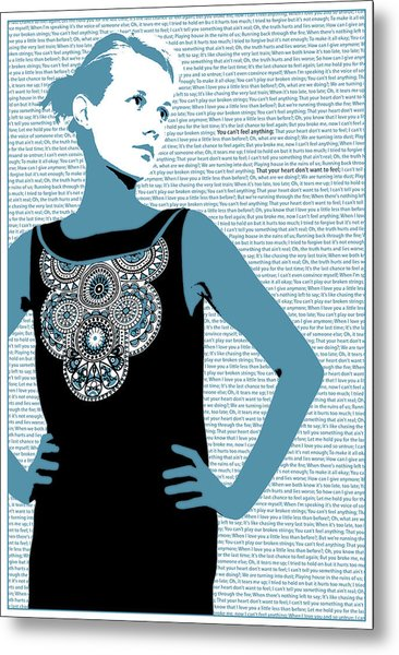 Feel Metal Print by Andras Varadi