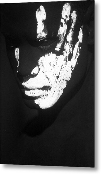 Feel Metal Print by Filippo Ioco
