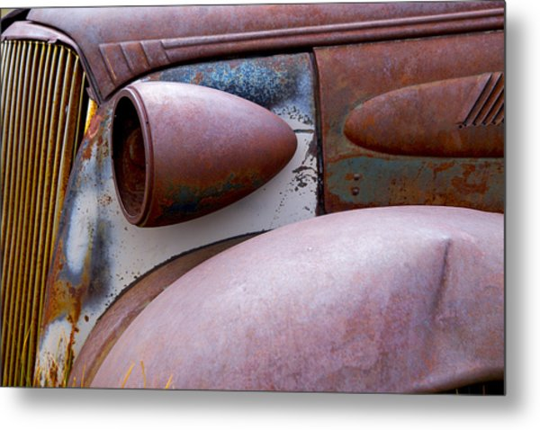 Fender Bender Metal Print