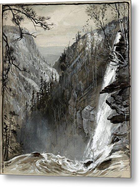 Fenn Catskills, C1883 Metal Print