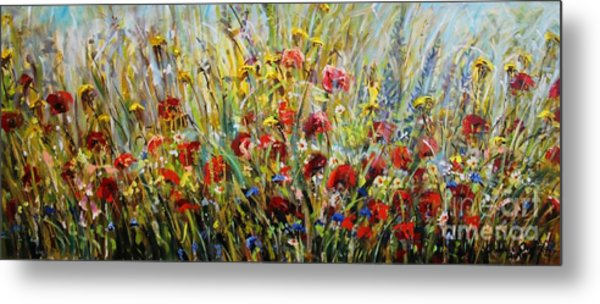 Fields Of Dreams Metal Print