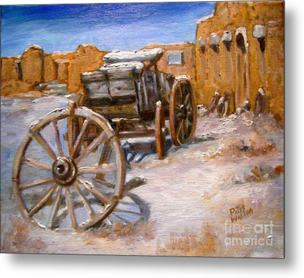 Fifth Wheel Metal Print