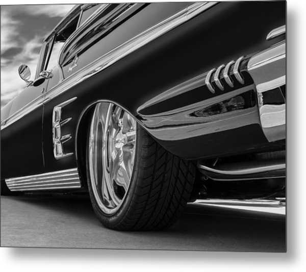 Fifty Eight Impala Metal Print