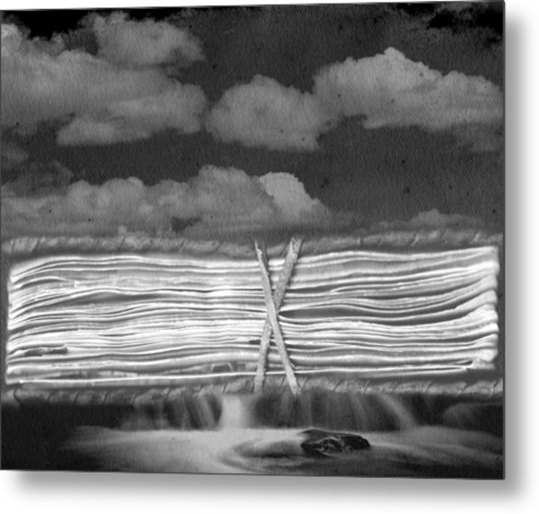 Filled With Dreams Metal Print