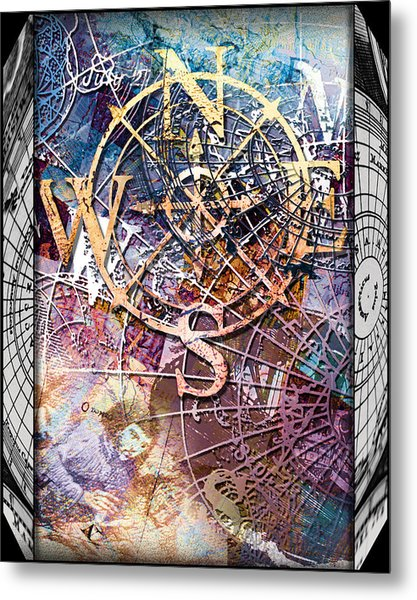 Finding The Way Home Metal Print