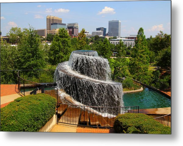 Finlay Park Columbia South Carolina Metal Print