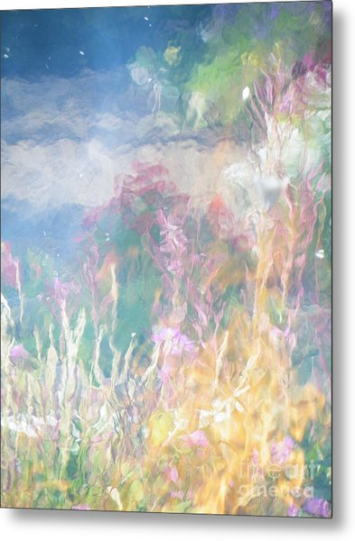 Fireweed Number 9  Metal Print
