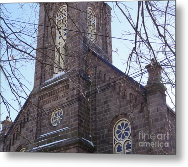First Baptist Church Metal Print