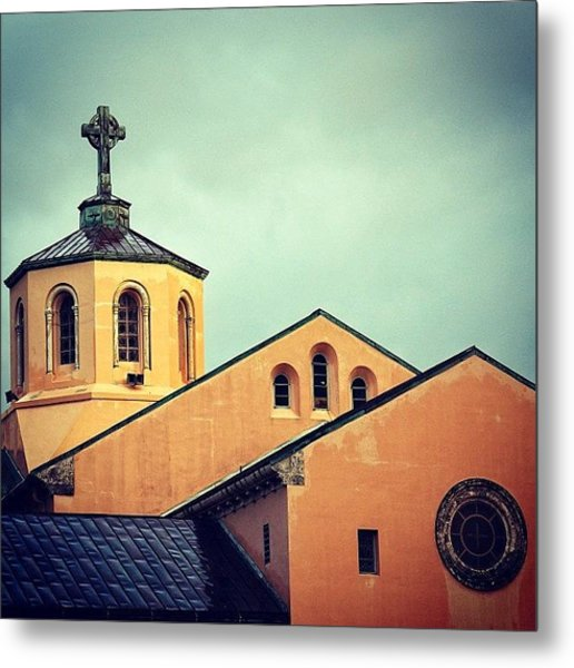 First Presbyterian Church - Miami ( Metal Print