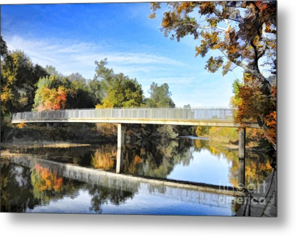 Five Mile Bidwell Park Metal Print