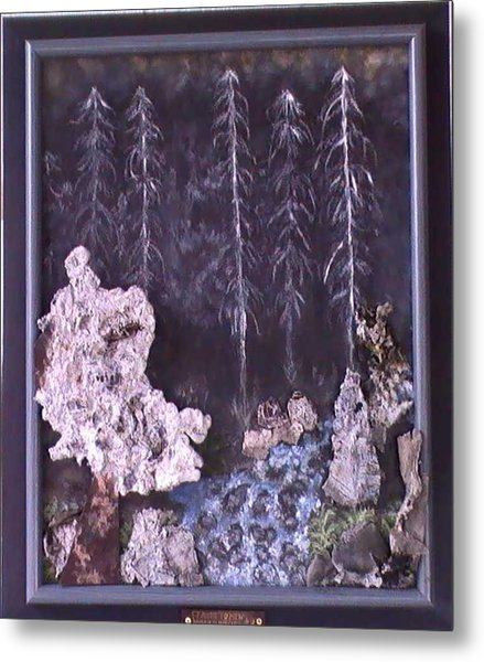 Flames To New Opportunities #21 Metal Print by Tanna Lee M Wells
