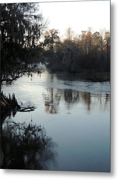 Flint River 20 Metal Print