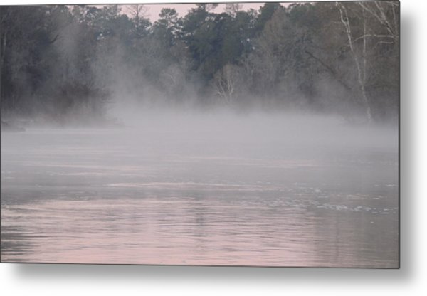 Flint River 3 Metal Print