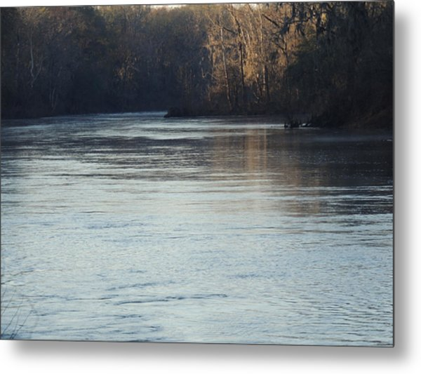 Flint River 31 Metal Print