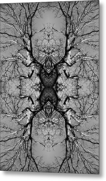 Tree No. 3 Metal Print