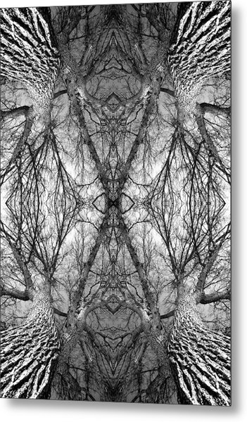 Tree No. 7 Metal Print
