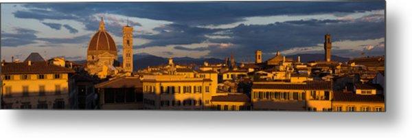 Florence Italy Metal Print