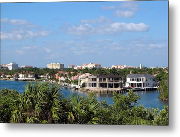 Florida Vacation Metal Print