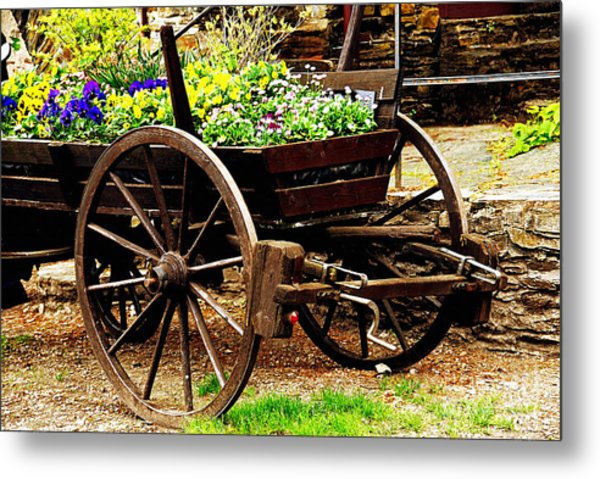 flower cart photograph by design windmill